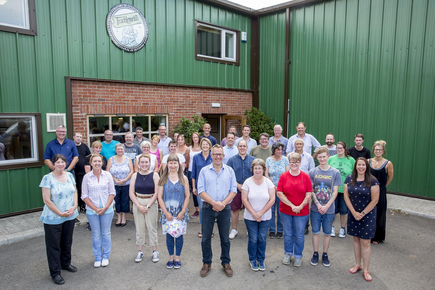 Tracklements Staff Photo